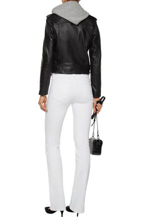 J BRAND Brya mid-rise bootcut jeans