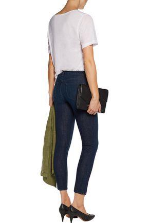 J BRAND Carina mid-rise skinny jeans