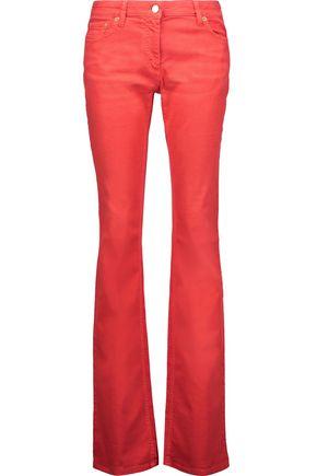 ROBERTO CAVALLI Mid-rise flared jeans