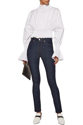 ACNE STUDIOS Pin mid-rise skinny jeans