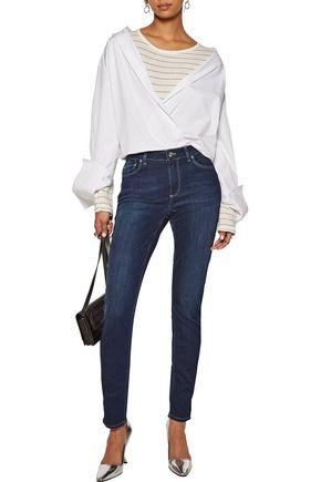 ACNE STUDIOS Skin 5 mid-rise skinny jeans