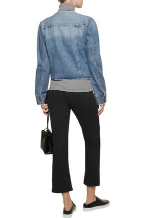 JOIE Laney mid-rise flared jeans