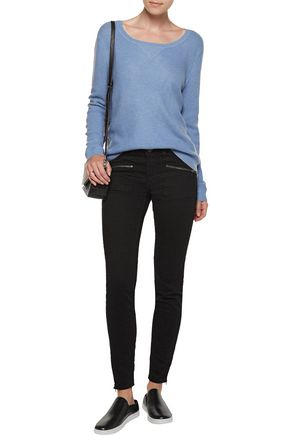 JOIE The Moto mid-rise skinny jeans