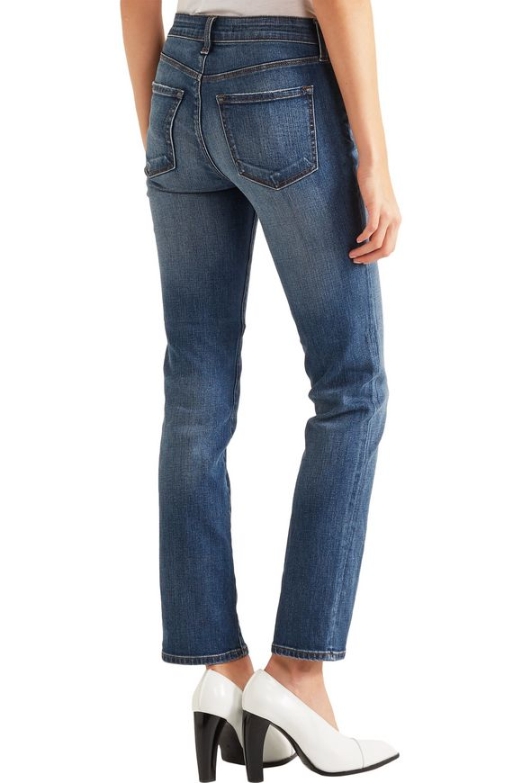 Amelia mid-rise slim-leg jeans | J BRAND | Sale up to 70% off | THE OUTNET