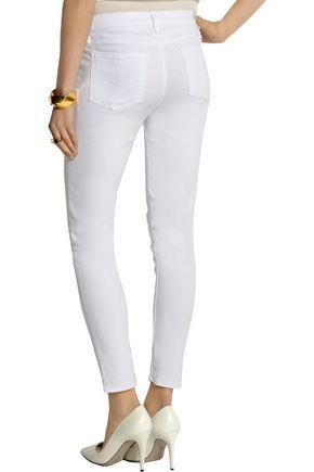 RAG & BONE Capri cropped mid-rise skinny jeans