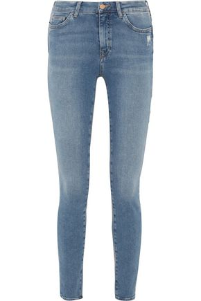 M.I.H JEANS Bodycon Skinny high-rise skinny jeans
