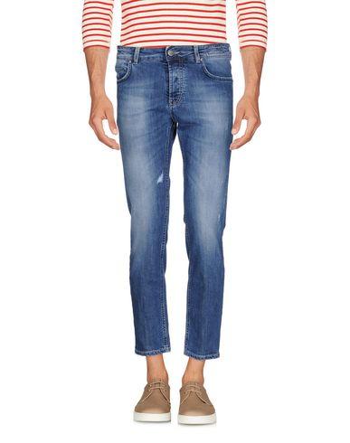 Фото - Джинсовые брюки-капри от MICHAEL COAL синего цвета