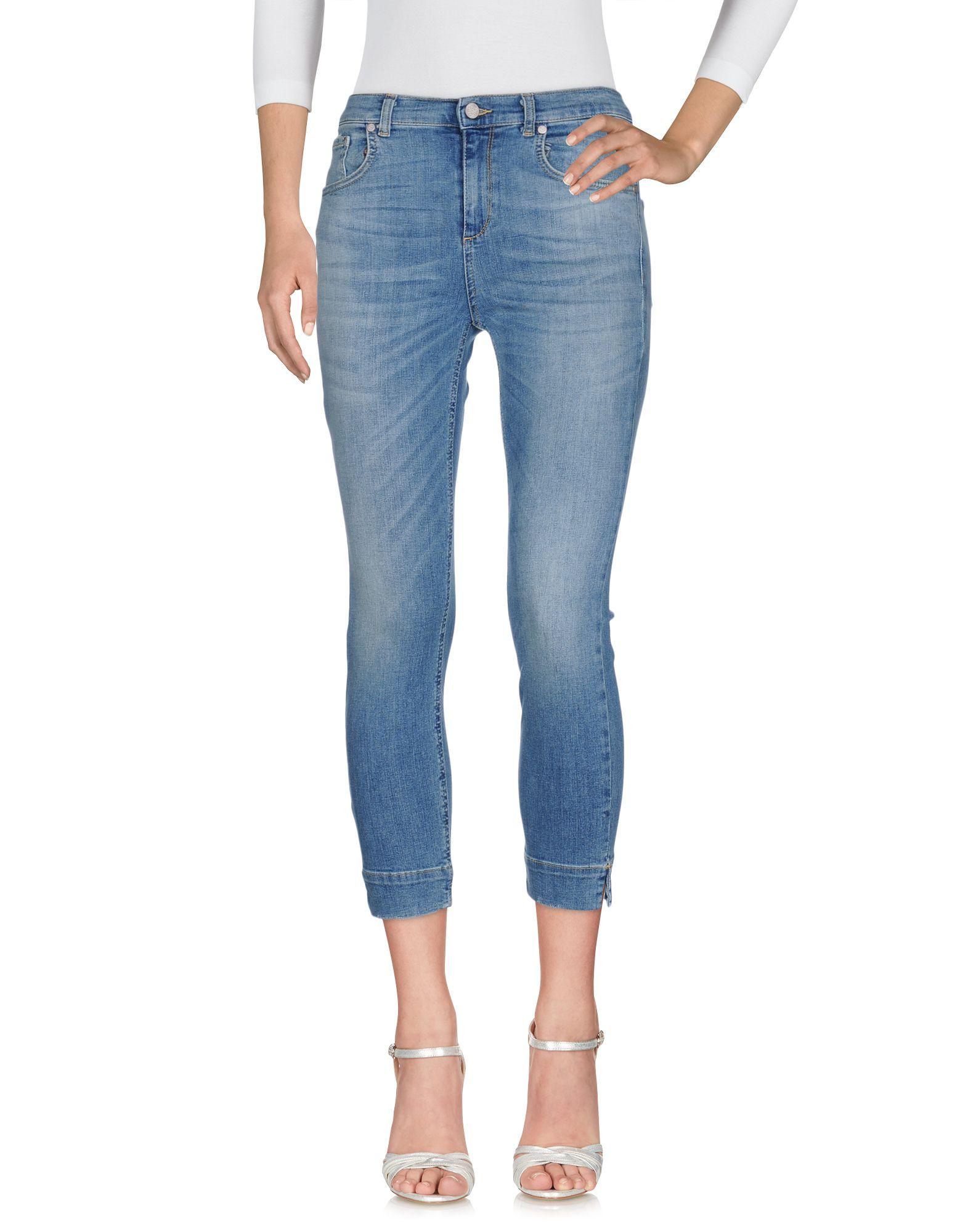 TWENTY EASY by KAOS Damen Jeanshose Farbe Blau Größe 6