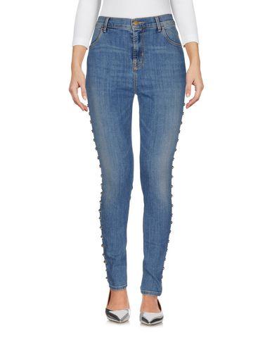 Джинсовые брюки AMEN