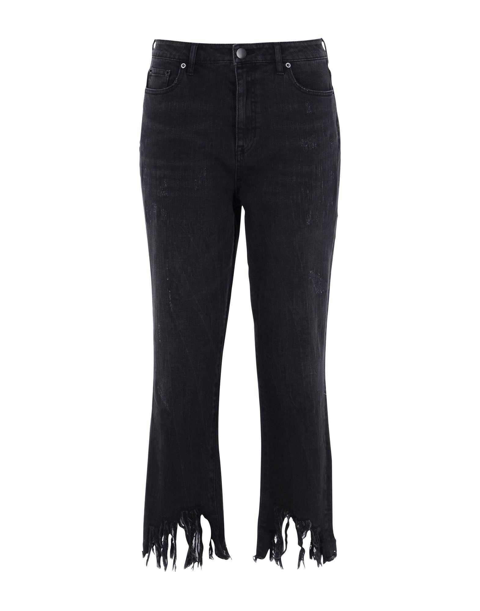 ФОТО george j. love Джинсовые брюки