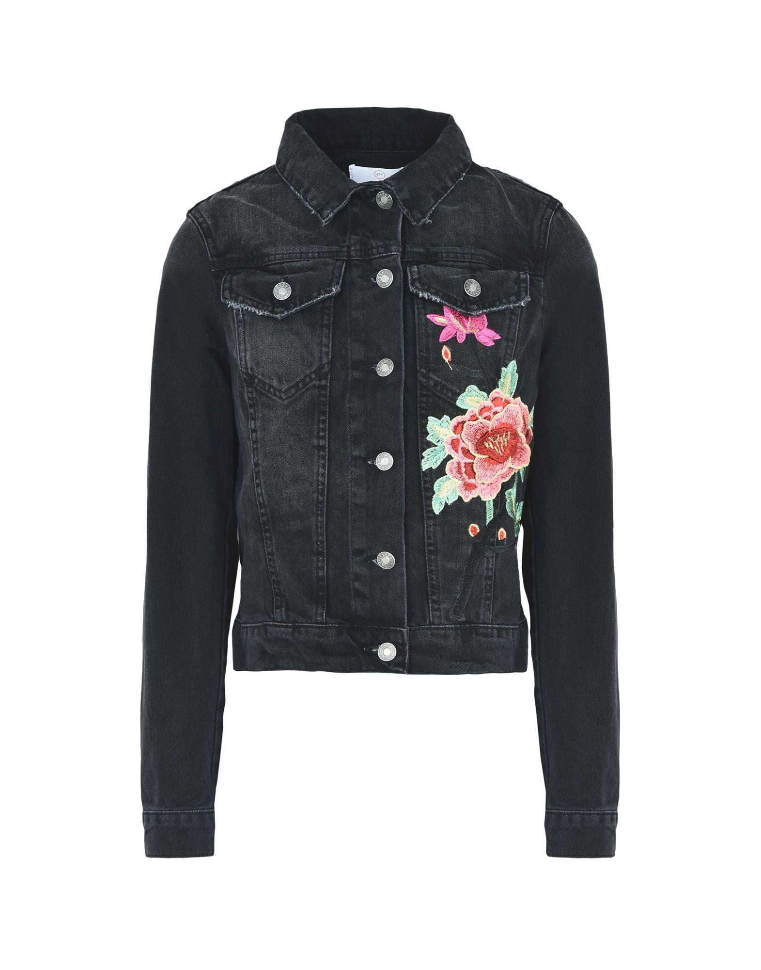 цены на GEORGE J. LOVE Джинсовая верхняя одежда в интернет-магазинах