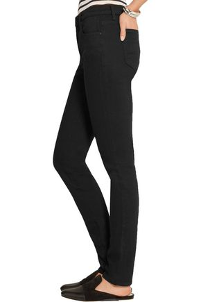 ALEXANDER WANG Wang 001 high-rise skinny jeans