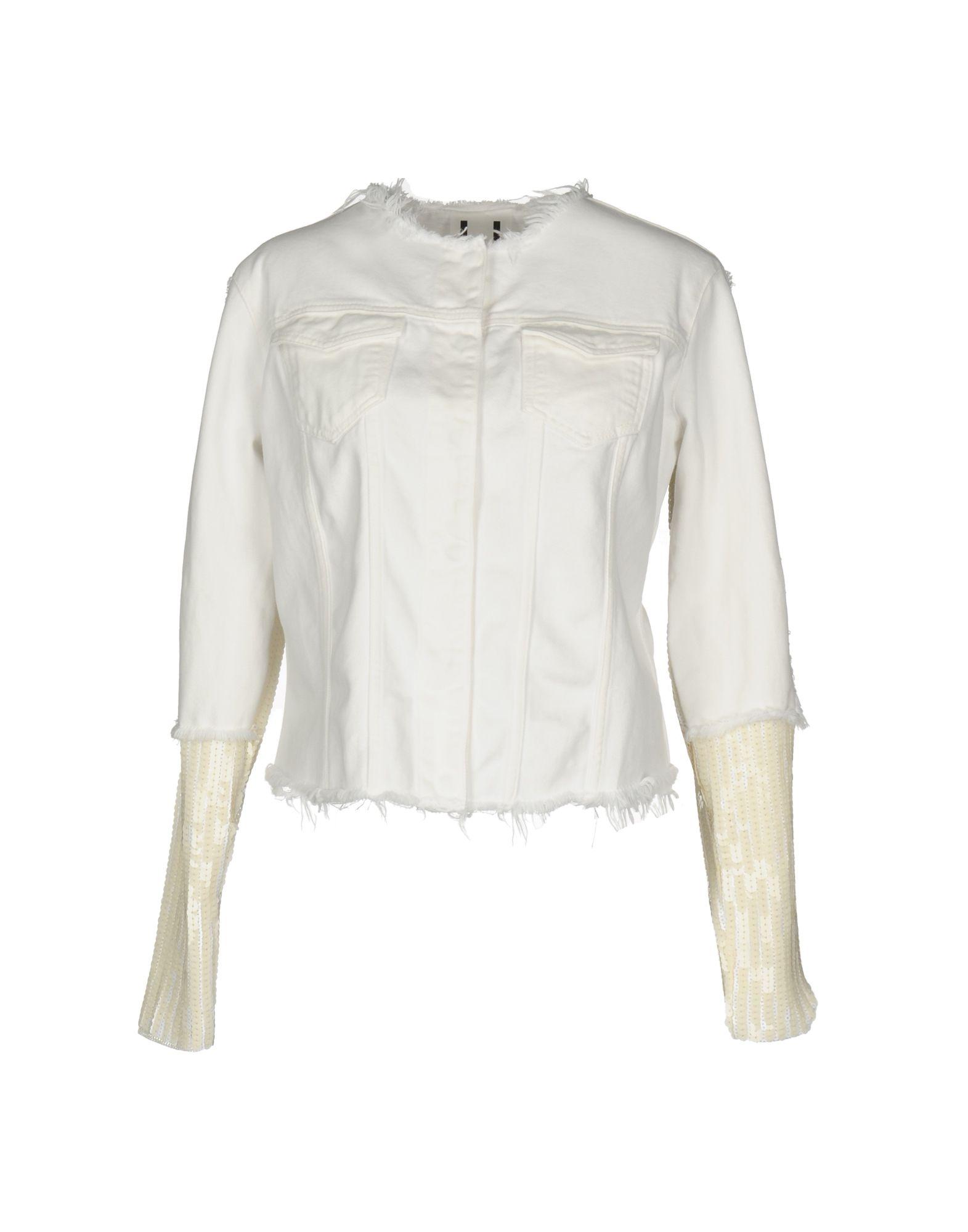 aviù джинсовая верхняя одежда AVIÙ Джинсовая верхняя одежда
