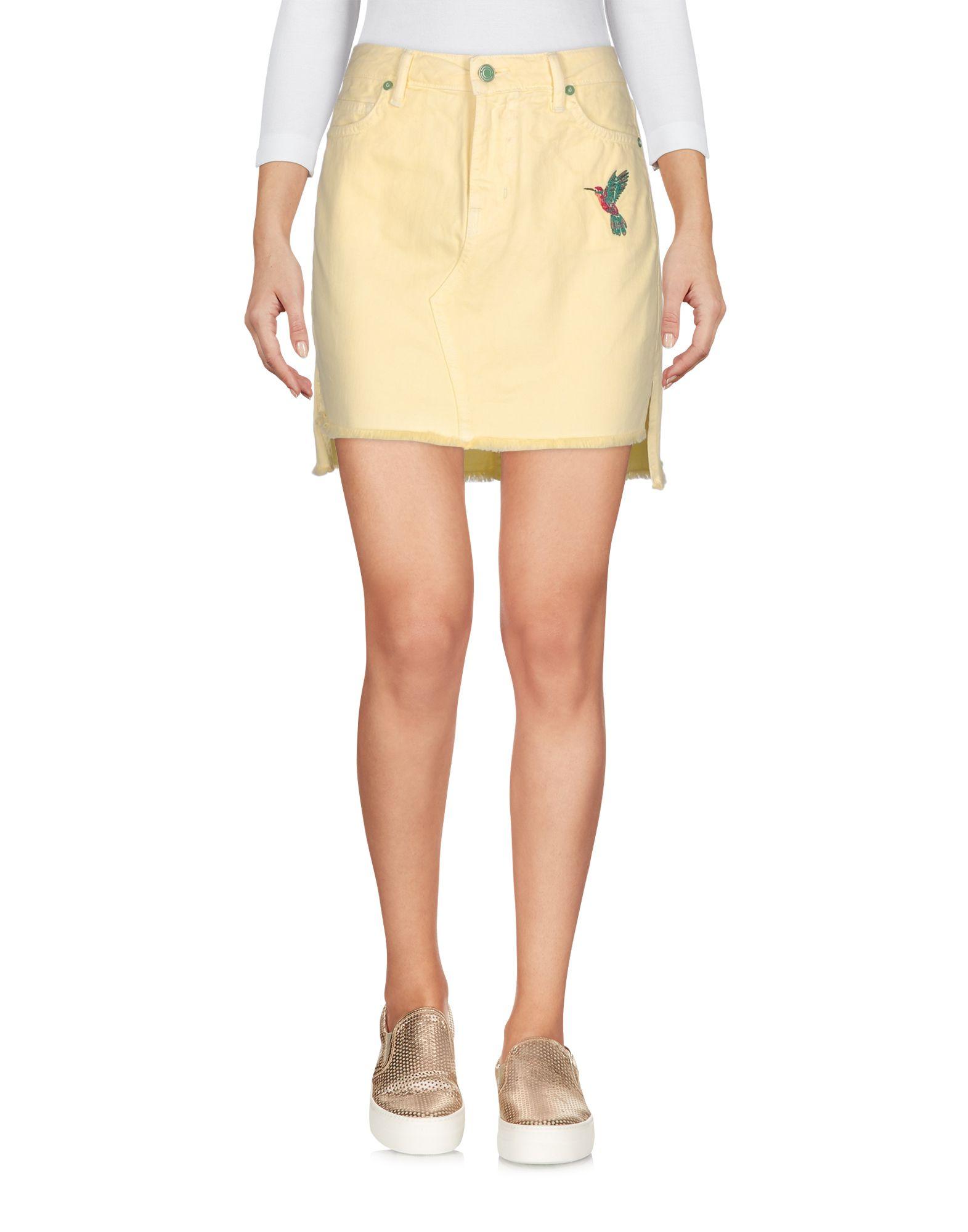 SANDRINE ROSE Джинсовая юбка sandrine rose джинсовая верхняя одежда