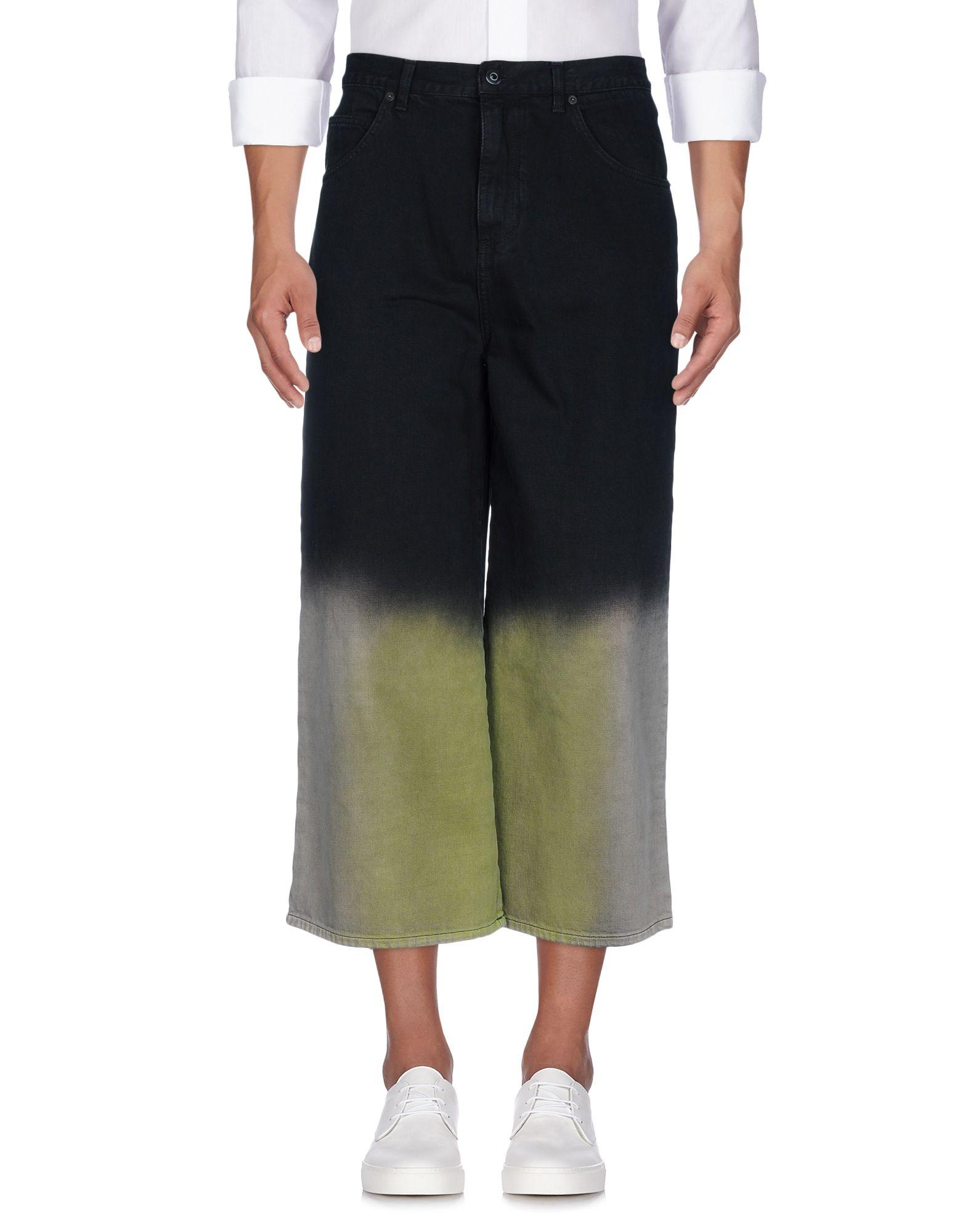 J.W.ANDERSON Джинсовые брюки-капри start up джинсовые брюки капри