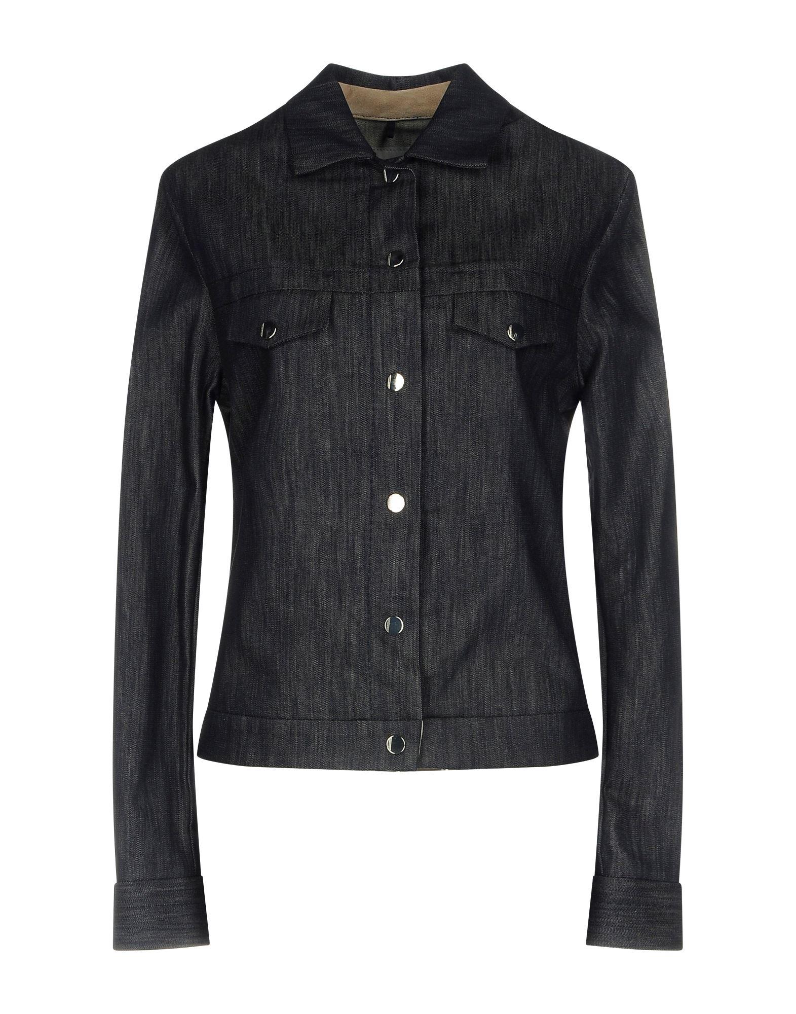 MALO Джинсовая верхняя одежда wrangler джинсовая верхняя одежда