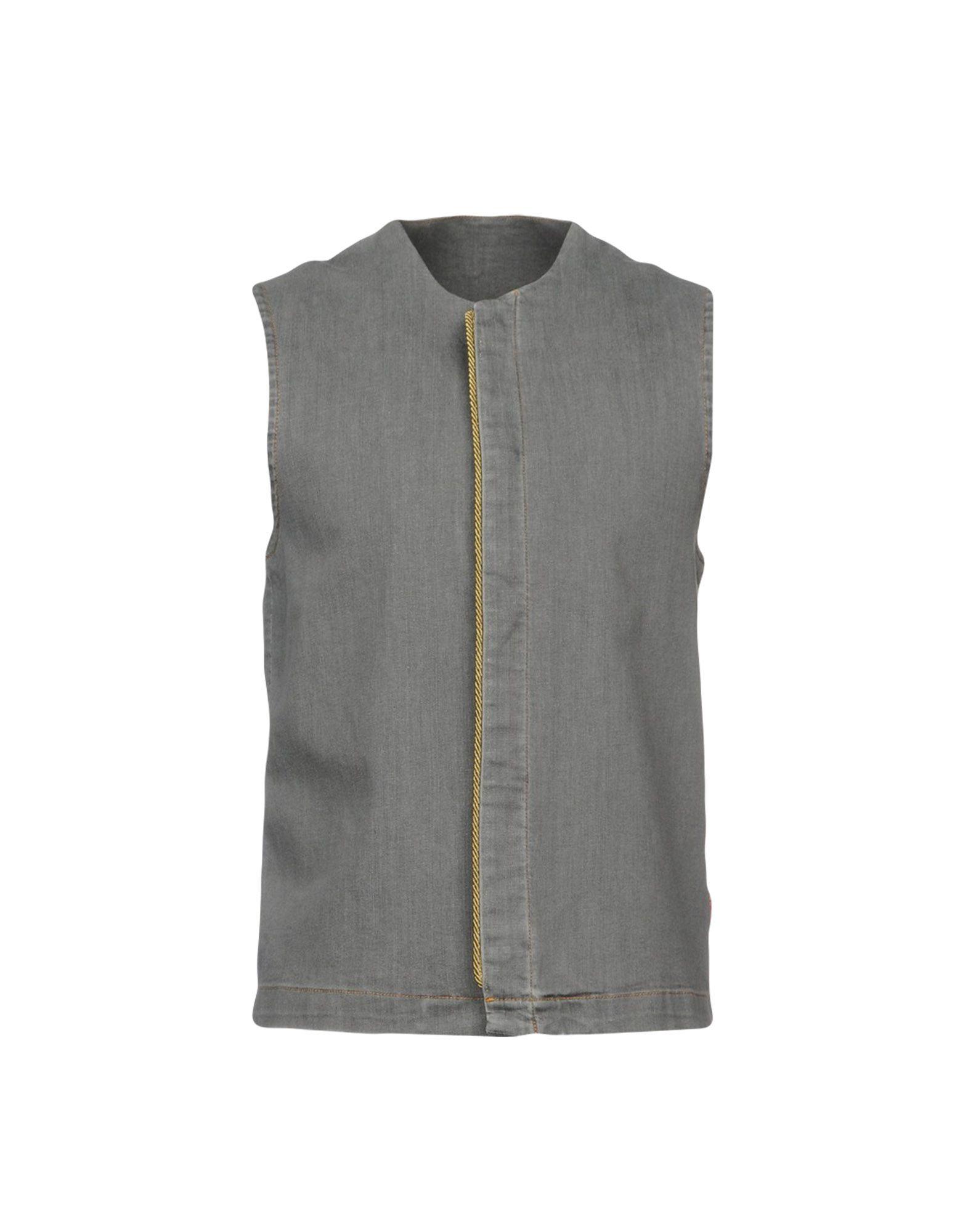 MALPH Джинсовая верхняя одежда