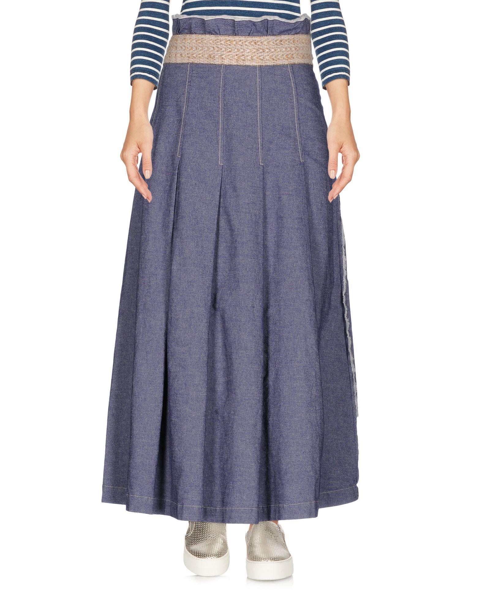 где купить MARCHÉ_21 Джинсовая юбка по лучшей цене