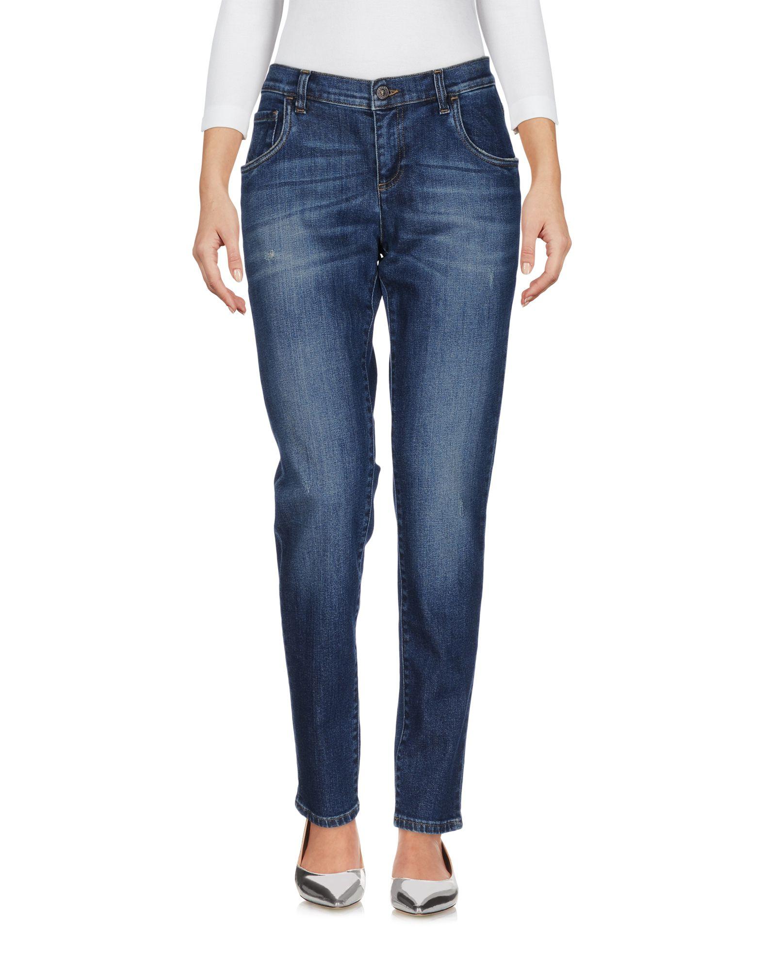 ФОТО trussardi jeans джинсовые брюки
