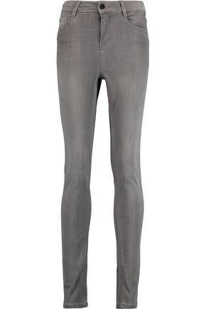 MAJE High-rise skinny jeans