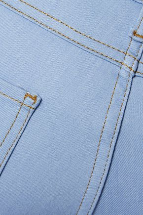 SANDRO Mid-rise skinny jeans