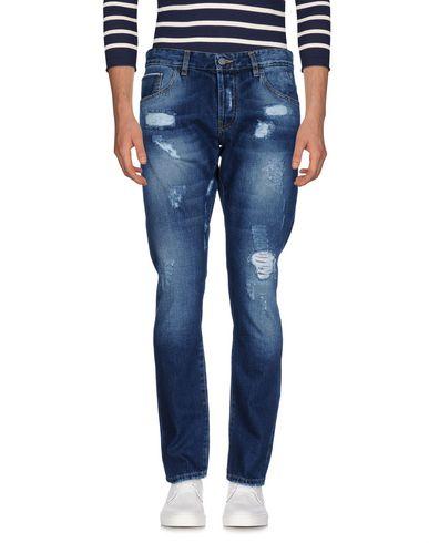 FRANKIE MORELLO Pantalon en jean homme