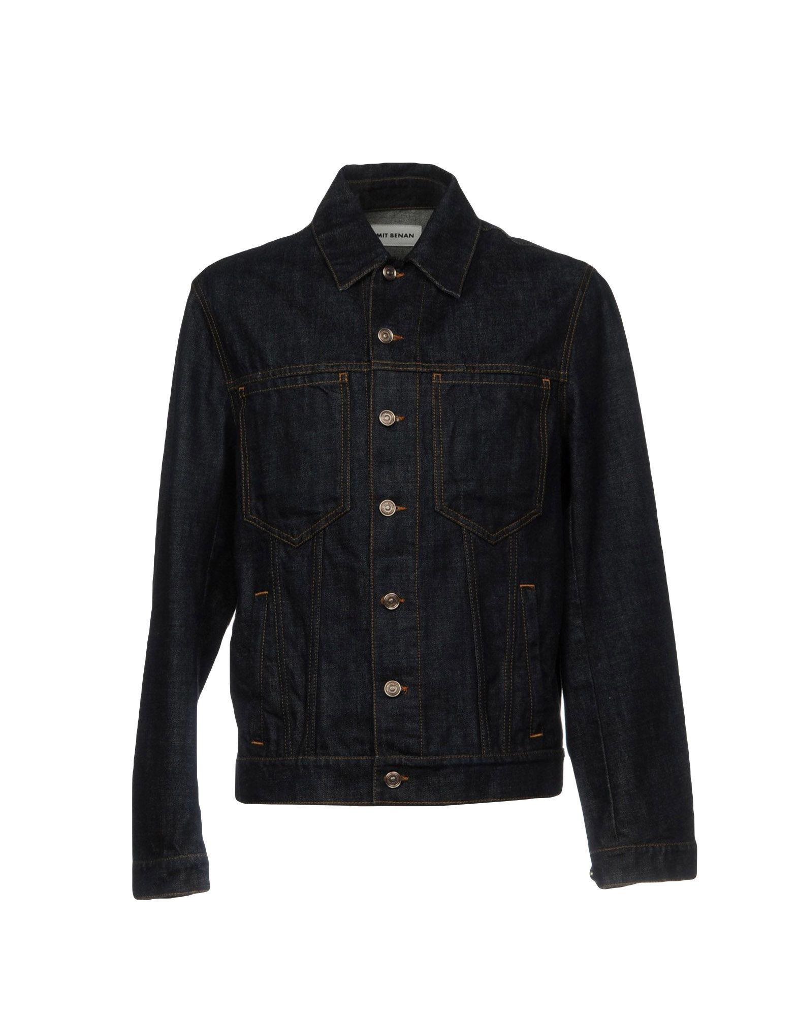 UMIT BENAN Джинсовая верхняя одежда reiko джинсовая верхняя одежда