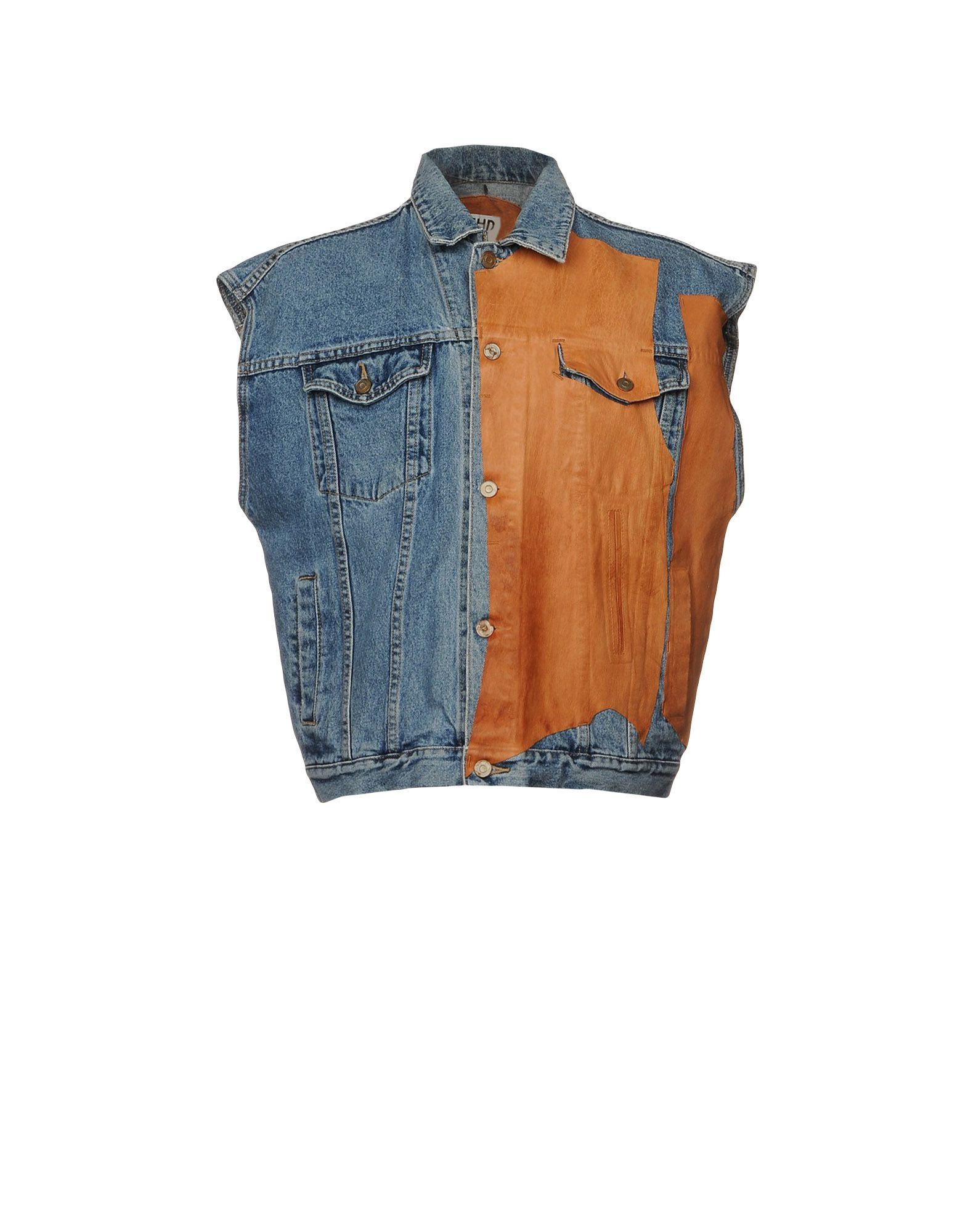 PIHAKAPI Джинсовая верхняя одежда avignon джинсовая верхняя одежда