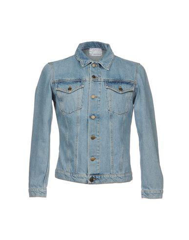 Фото - Джинсовая верхняя одежда от C.Y.H. CLAP YOUR HAND синего цвета