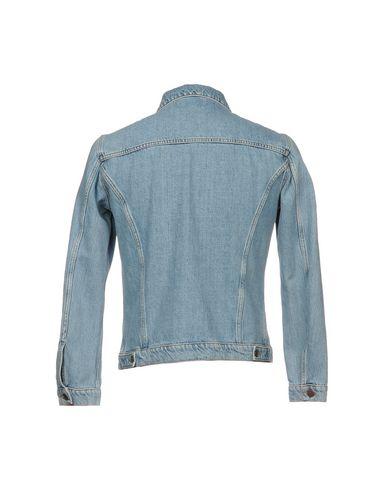 Фото 2 - Джинсовая верхняя одежда от C.Y.H. CLAP YOUR HAND синего цвета