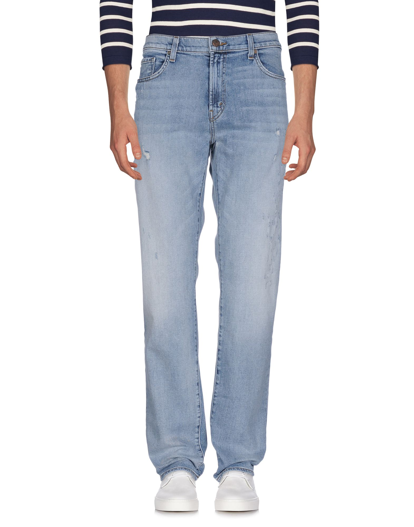 J BRAND Джинсовые брюки женские брюки лэйт светлый размер 56
