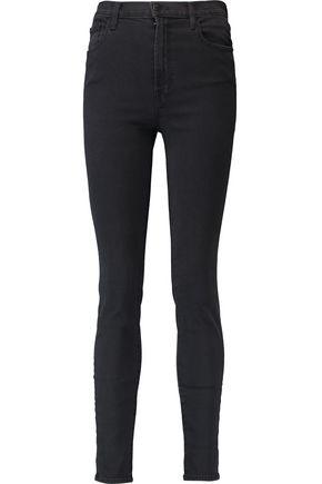 J BRAND Caroline high-rise skinny jeans