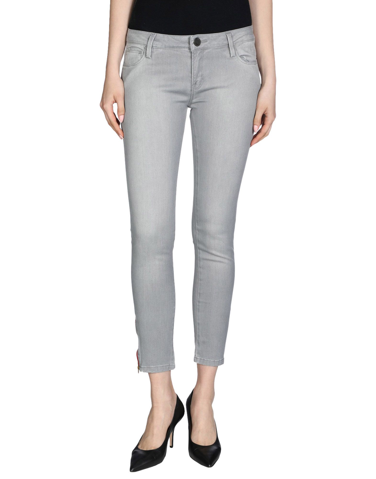 ETIENNE MARCEL Jeans in Light Grey