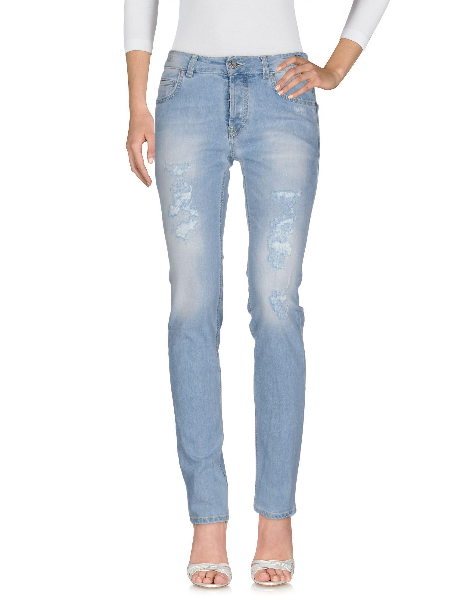 MICHAEL COAL Джинсовые брюки женские брюки лэйт светлый размер 56