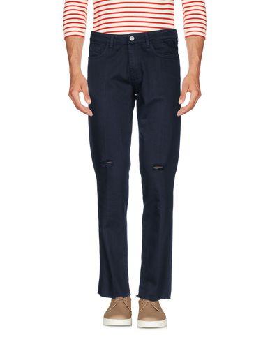 Фото - Джинсовые брюки от OBVIOUS BASIC синего цвета
