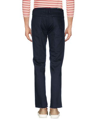 Фото 2 - Джинсовые брюки от OBVIOUS BASIC синего цвета