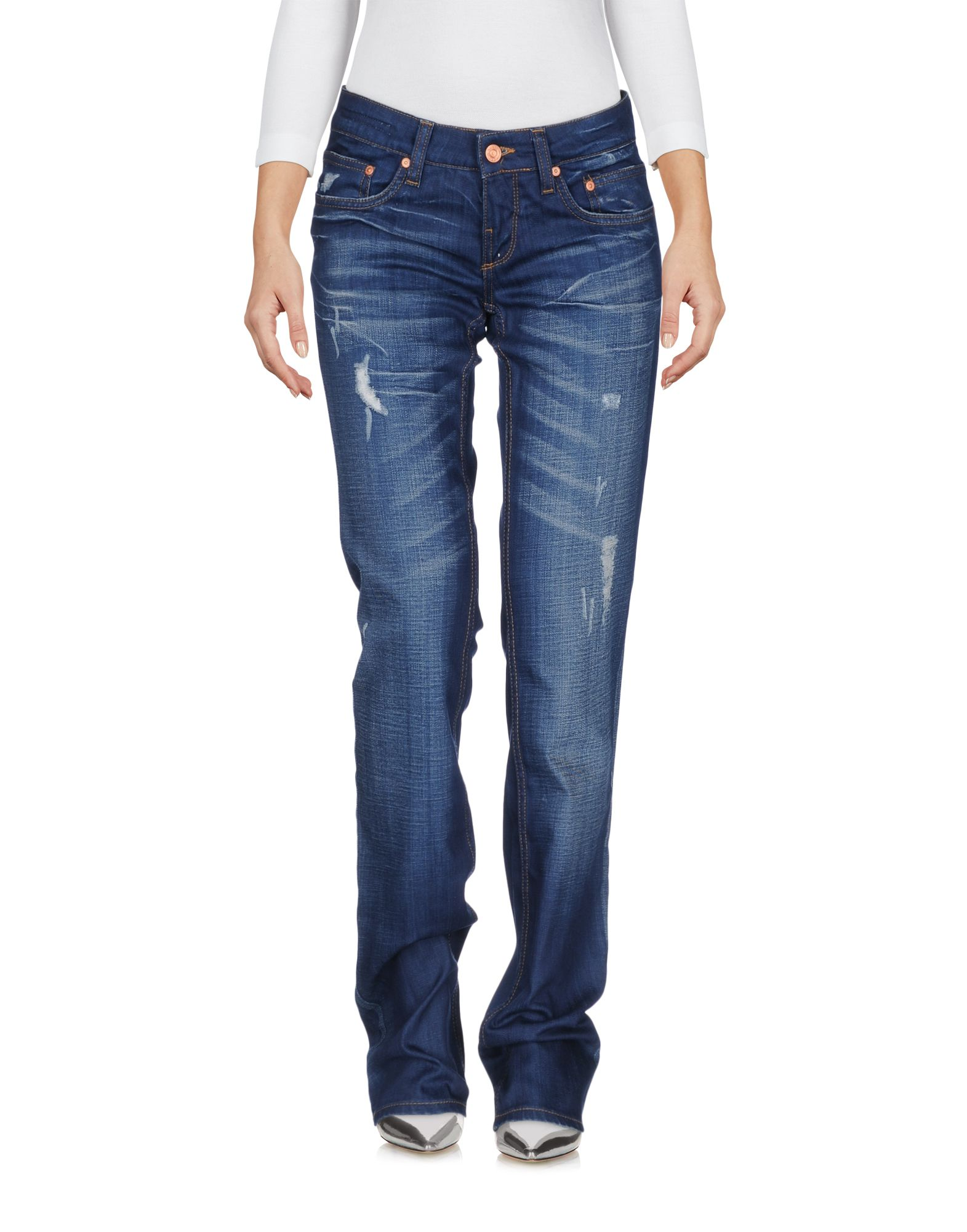 GF FERRE' Джинсовые брюки цена 2017