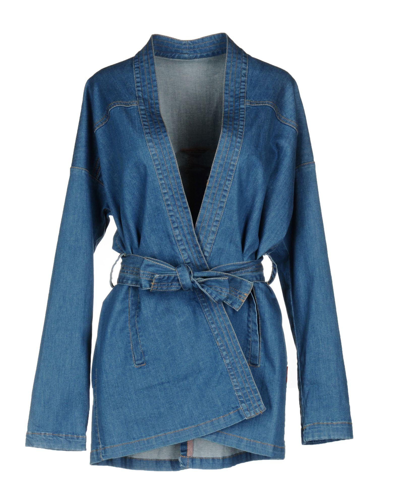 MALPH Джинсовая верхняя одежда colmar джинсовая верхняя одежда