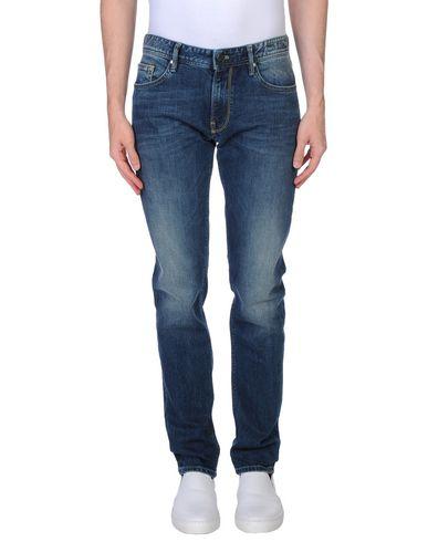 Фото - Джинсовые брюки от PT05 синего цвета