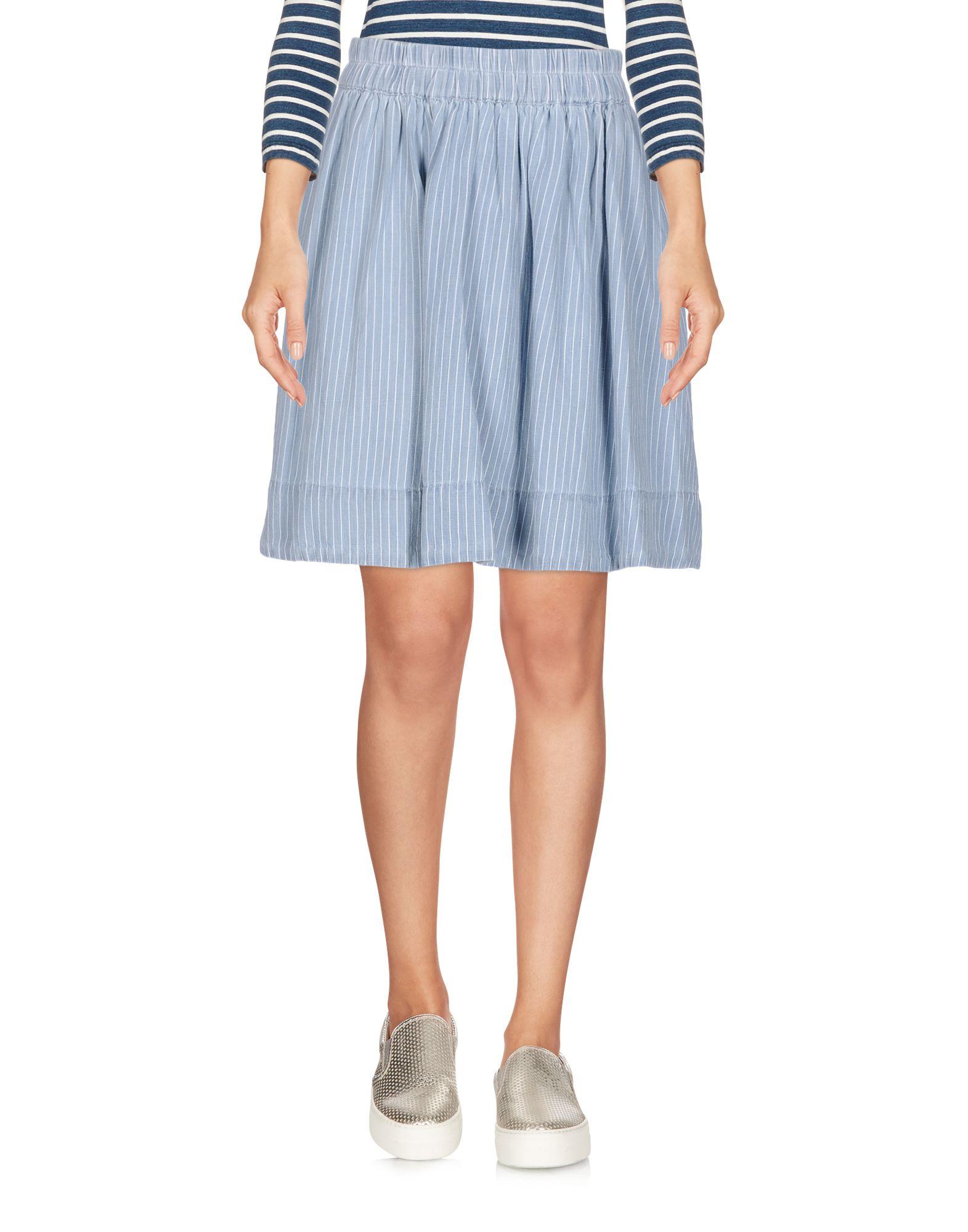 MARC BY MARC JACOBS Джинсовая юбка marc jacobs хлопковая юбка