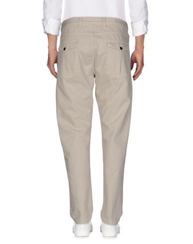 Фото 2 - Джинсовые брюки от ELEVENTY светло-серого цвета