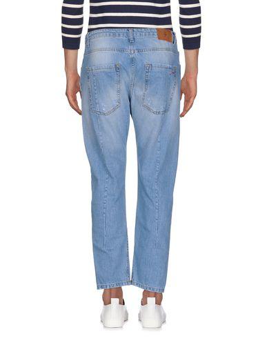 Фото 2 - Джинсовые брюки от DIRTYPAGE синего цвета