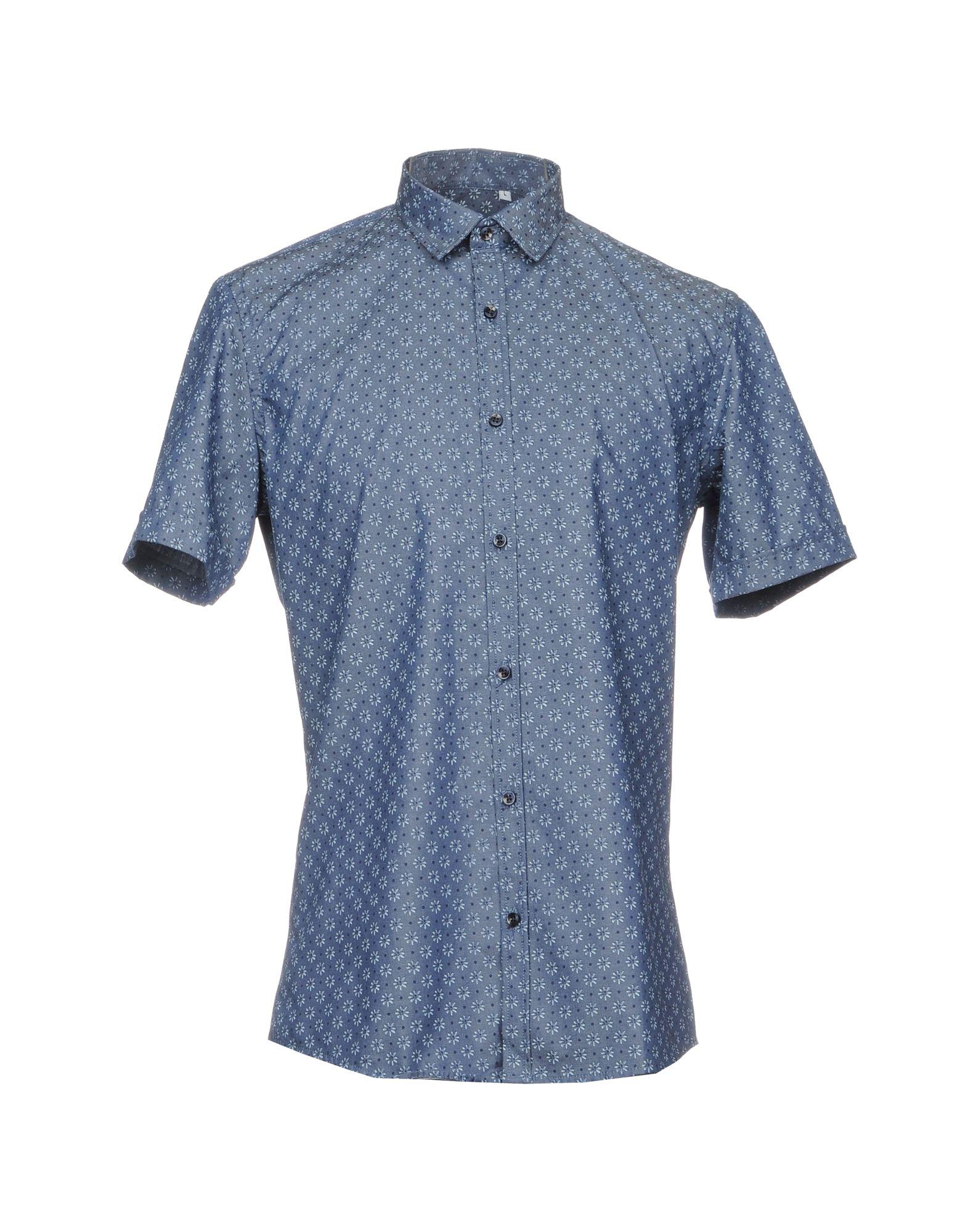 BESILENT Джинсовая рубашка недорго, оригинальная цена