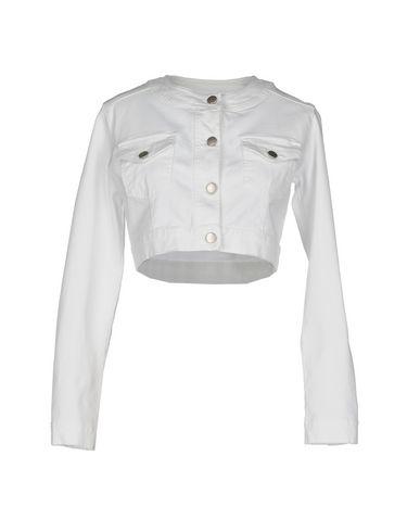 Фото - Джинсовая верхняя одежда белого цвета