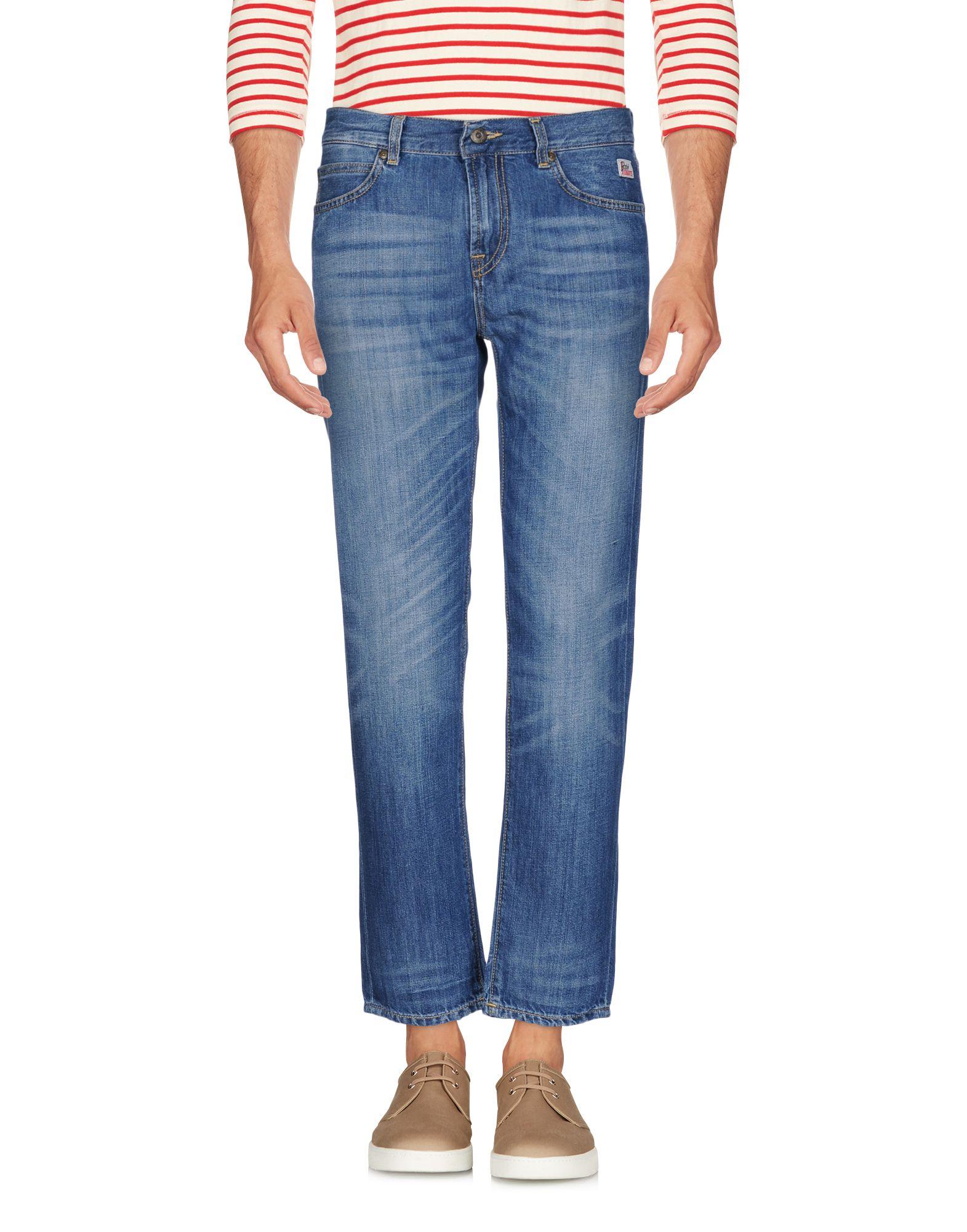 ROŸ ROGER'S Джинсовые брюки dismero джинсовые брюки
