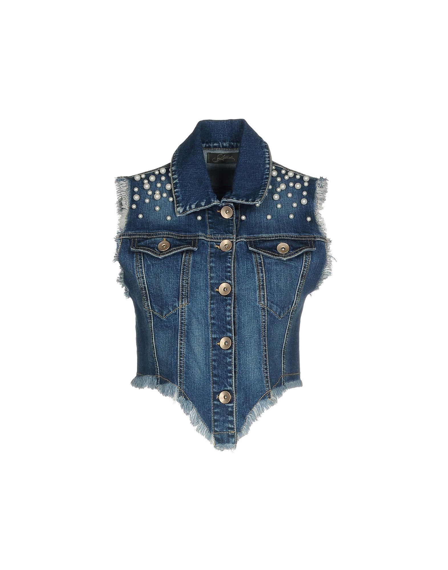 SOALLURE Джинсовая верхняя одежда represent джинсовая верхняя одежда