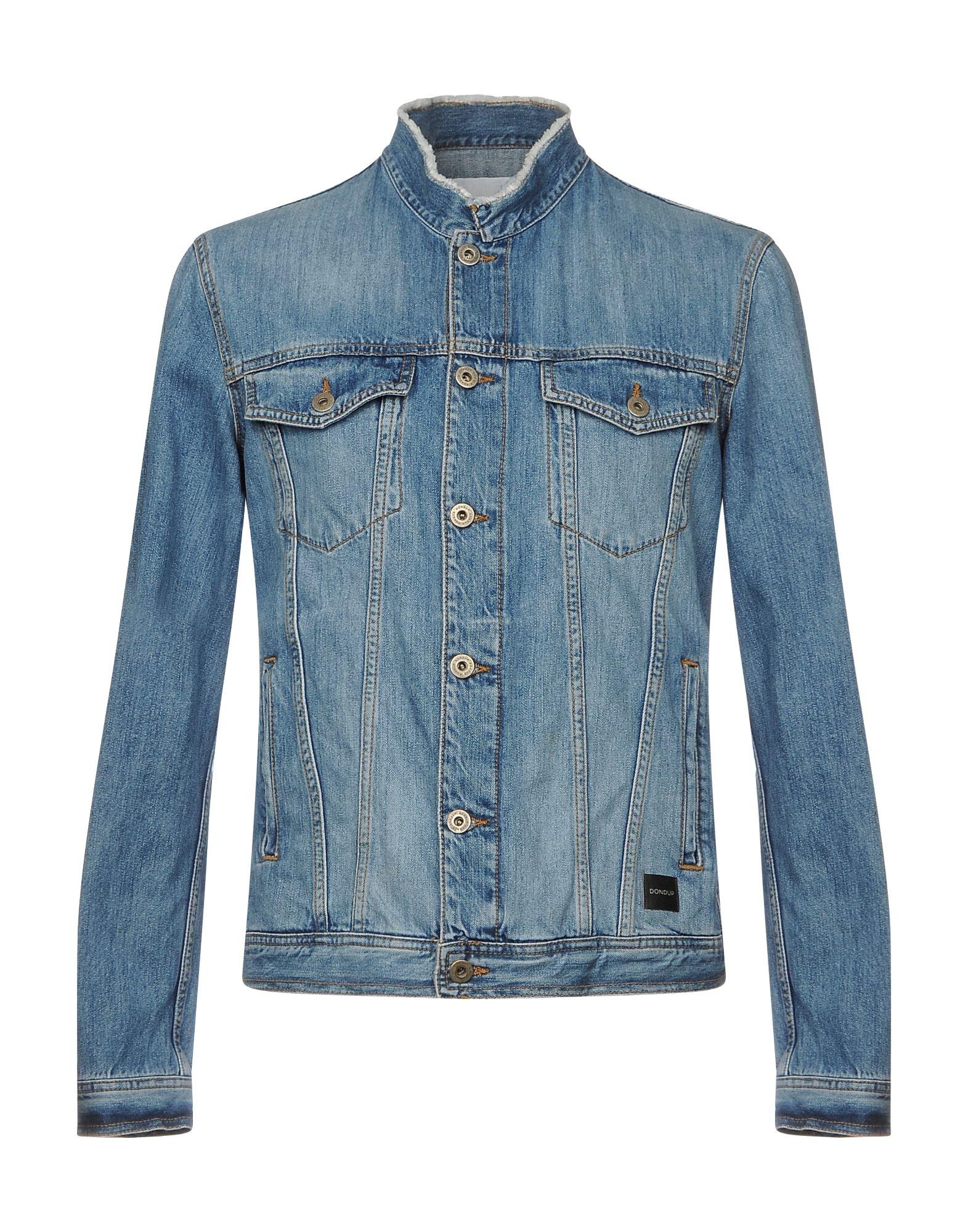 ФОТО dondup джинсовая верхняя одежда