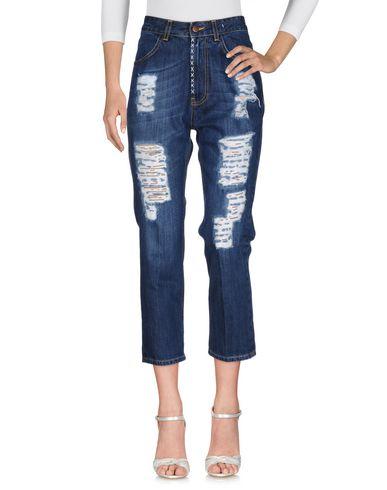 BONHEUR Pantalon en jean femme