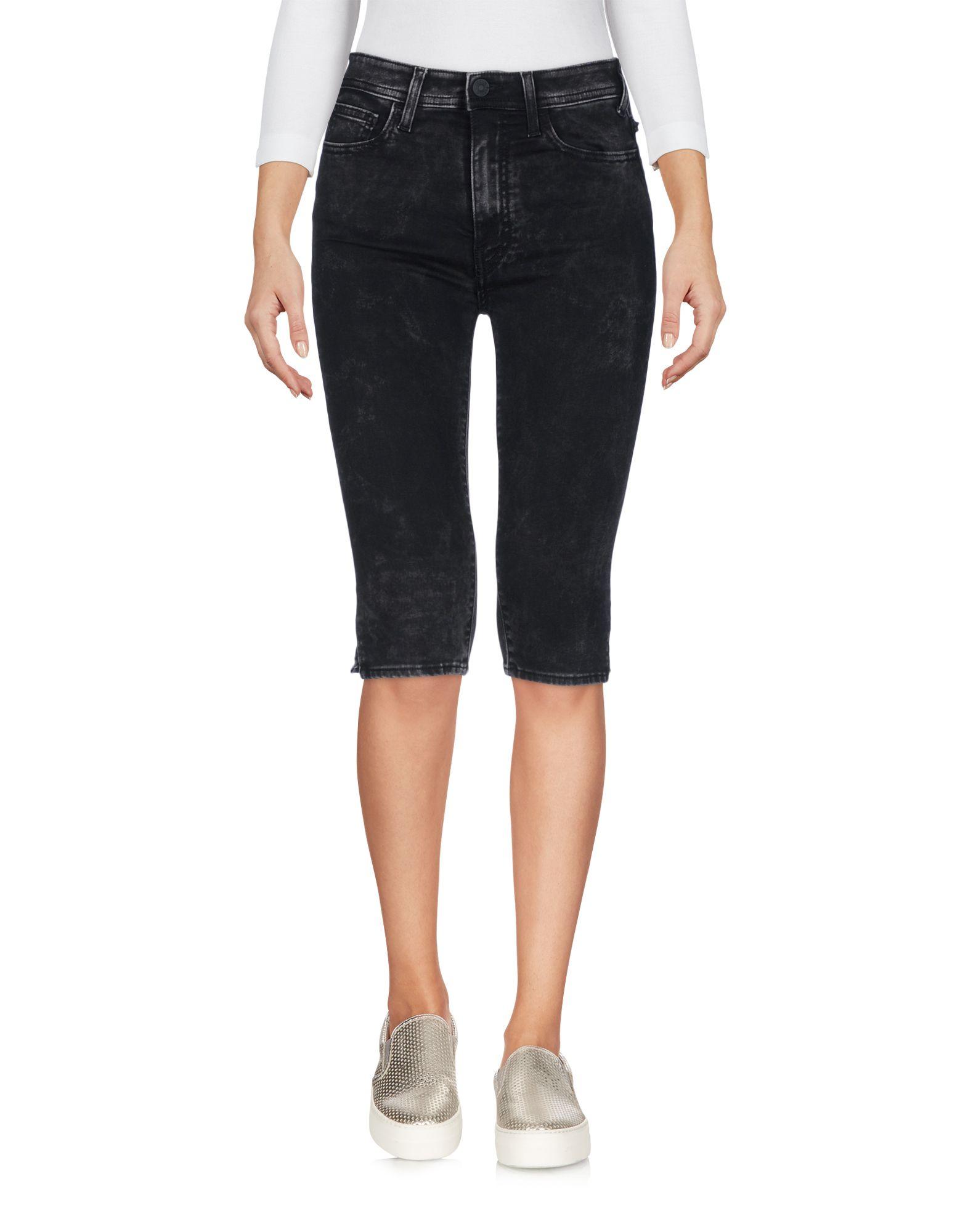 Фото CYCLE Джинсовые брюки-капри. Купить с доставкой