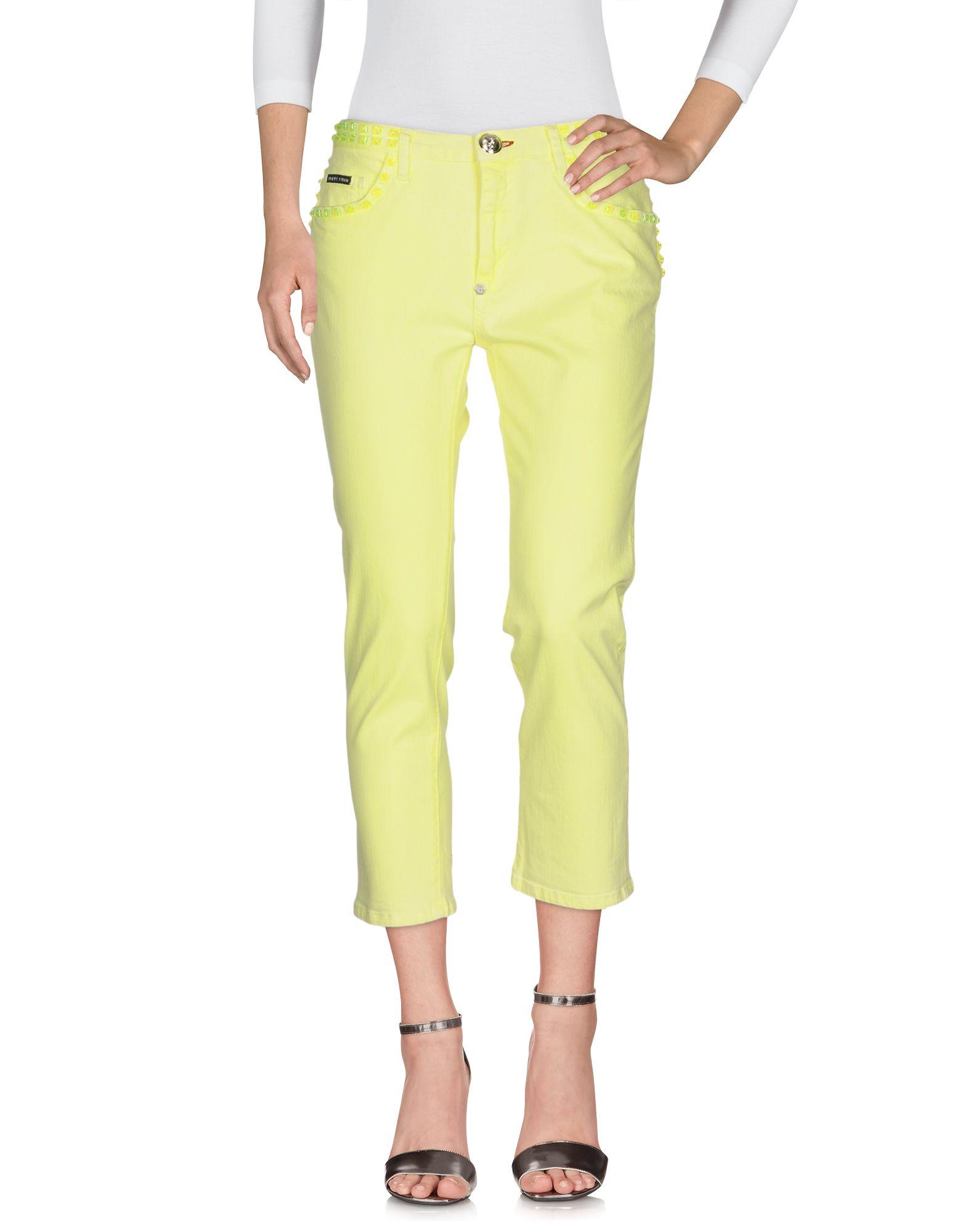 PHILIPP PLEIN Джинсовые брюки dismero джинсовые брюки